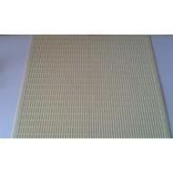 Materská mriežka 50 x50 PVC