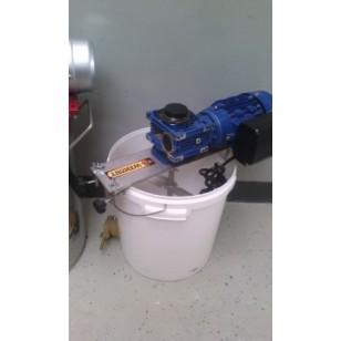 Zariadenie na pastovanie medu na plastovú nádobu 35 L
