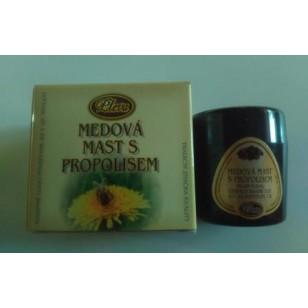 Medová masť s propolisom