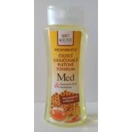 Regeneračné čistiace a odličovacie pleťové tonikum  MED + Q10 - 255 ml