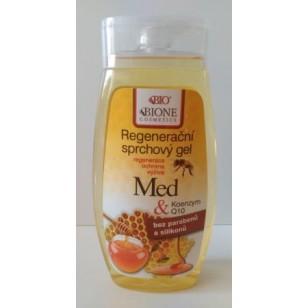 Regeneračný sprchový gél MED a koenzym Q 10 - 260 ml
