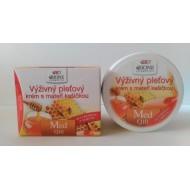 Výživný pleťový krém s materskou kašičkou MED + Q 10 - 51 ml