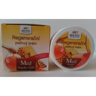 Regeneračný pleťový krém s propolisom MED + Q 10