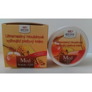 Ultramastný hlbkovo vyživujúci krém MED + Q 10 51 ml