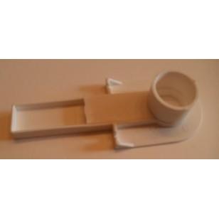 Napájačka na vodu - PVC fľaša 0,5 l